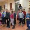 Kropeczki w Bibliotece Pedagogicznej.