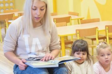 Rodzice czytają Dzieciom - mama Sophi