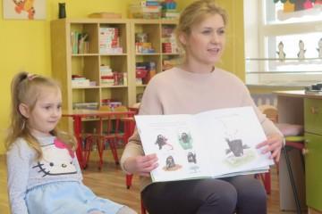 Rodzice czytają Dzieciom - mama Kai K.