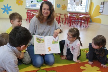 Rodzice czytają Dzieciom - mama Mateusza A.