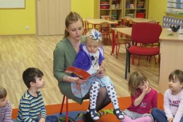 'Rodzice czytają Dzieciom' mama Lili Ż.