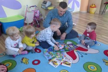 Rodzice czytają Dzieciom - tata Julka S.