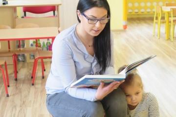 Rodzice czytają Dzieciom - mama Wiktorii Ż