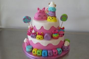 Urodziny Amelki S.