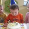 Urodziny Krzysia