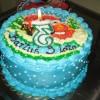 Urodziny Bartusia z grupy Kwiatuszków