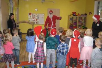 Mikołaj u Tygrysków