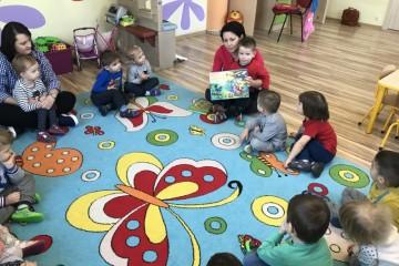 Rodzice czytają Dzieciom - mama Tymusia D.