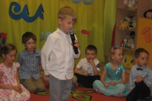 Z życia przedszkola