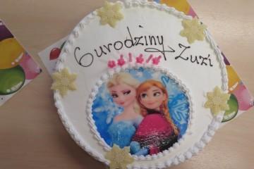 Urodziny Zuzi J.