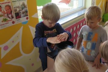 Kropeczki robiły soki owocowe