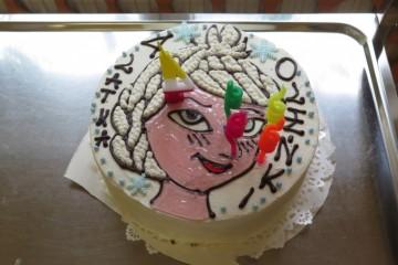 Urodziny Oli.